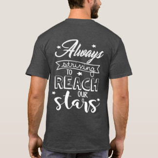 CES Astros Stars Spirit for DARK apparel T-Shirt