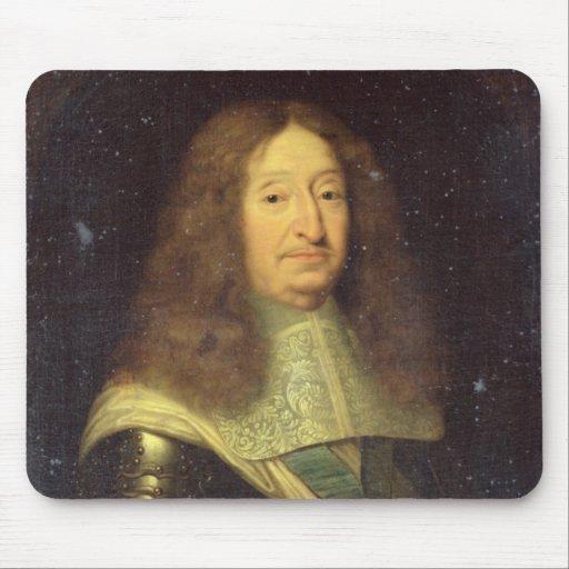 Cesar de Bourbon  Duke of Vendome and Beaufort Mouse Pads