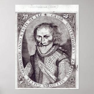 Cesar Nostradamus Print