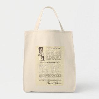 Cesar Romero Chicken & Rice Recipe Bag