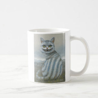 Ceshire Cat Coffee Mug