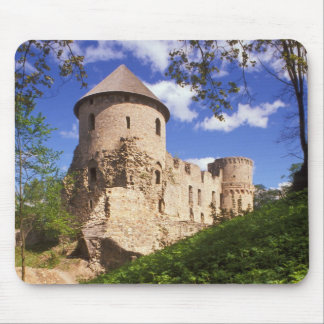 Cesis Castle in central Latvia. Mouse Pad