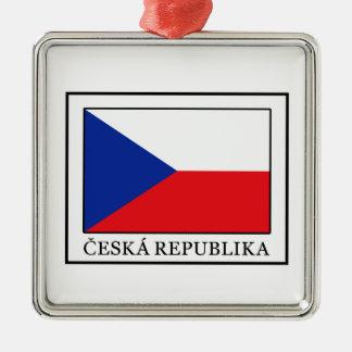 Ceska Republika Christmas Ornament