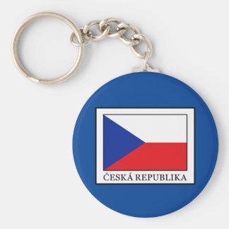 Ceska Republika Key Ring