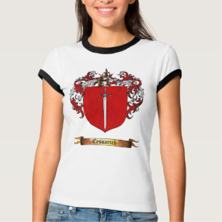 Cessarich Coat of Arms Tshirts