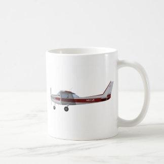 Cessna 152 392392 coffee mug