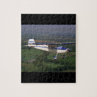 Cessna 170, 1948,_Classic Aviation Jigsaw Puzzle