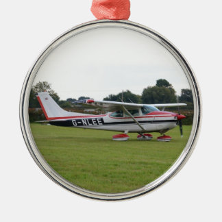 Cessna 182Q Christmas Ornament