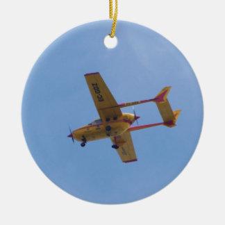 Cessna 337G Super Skymaster Christmas Ornament