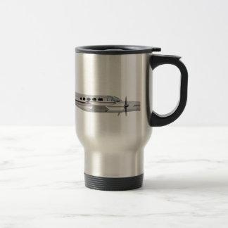 Cessna 421 Golden Eagle 393393 Stainless Steel Travel Mug