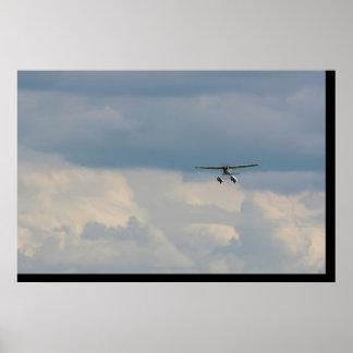 Cessna Amphibian Poster