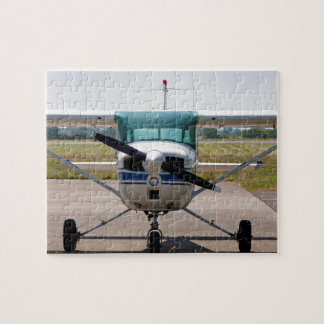 Cessna light aircraft jigsaw puzzle