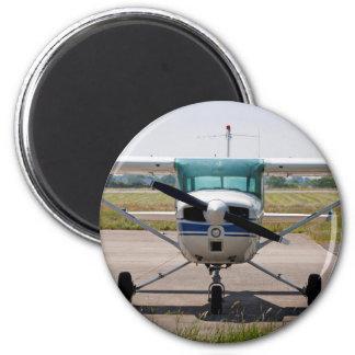 Cessna light aircraft magnet