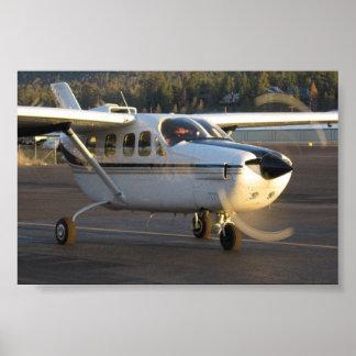 Cessna Skymaster  Poster