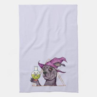 C'est Du Poison Tea Towel