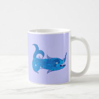 Cetus Walmonster Perseus-Sage whale monster Tasse