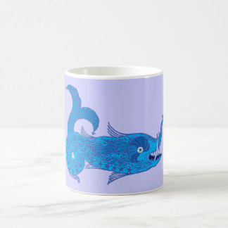 Cetus whale monster Perseus legend whale monsters Basic White Mug