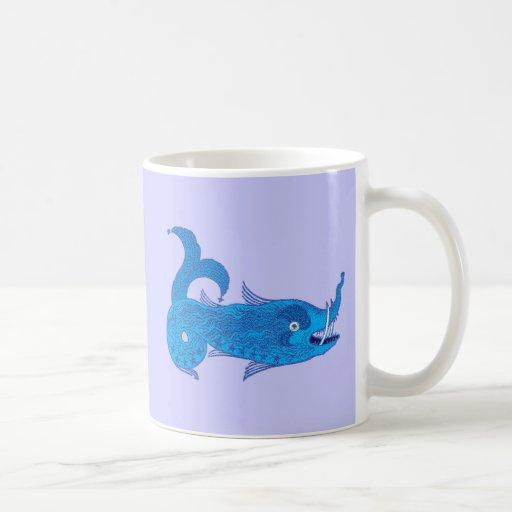 Cetus whale monster Perseus legend whale monsters Mug