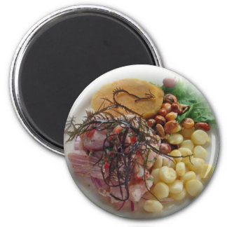 Ceviche Magnet