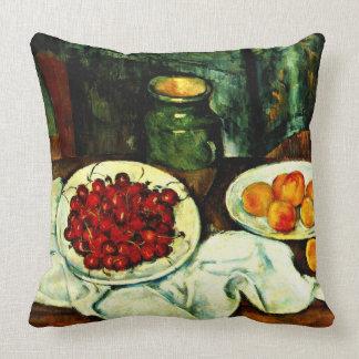 Cezanne - Cherries Cushion