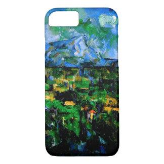 Cezanne - Mont Sainte Victoire iPhone 7 Case