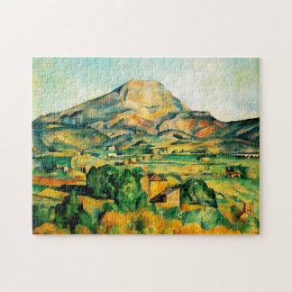 Cezanne Mont Sainte-Victoire Puzzle