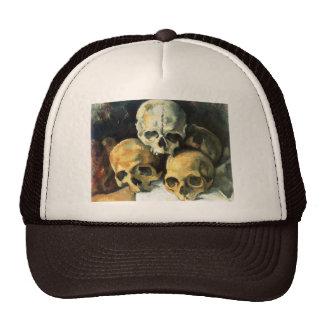 Cezanne Pyramid of Skulls Hat