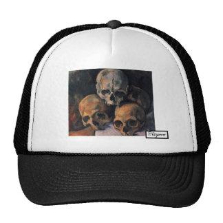 Cézanne Skull Pyramid Cap