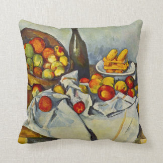 Cezanne The Basket of Apples Pillow