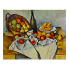 Cezanne The Basket of Apples Poster