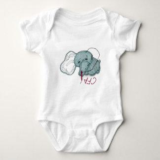 CF4L Hellephant Baby Bodysuit