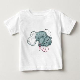 CF4L Hellephant Baby T-Shirt