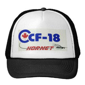CF-18 HORNET CAP MESH CAP