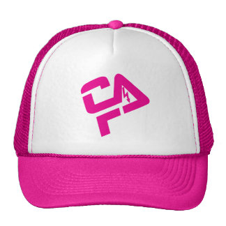 CFHV Ladies Trucker Hat