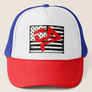 CFHV Red White Blue Trucker Hat