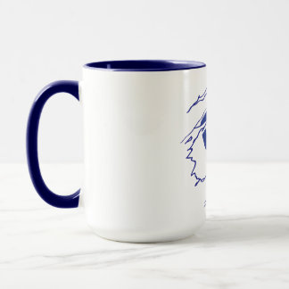 CFHV Super Hero coffee mug