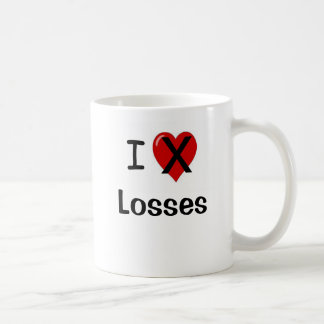 CFO Mug - I Dont Love Losses I Love Profits