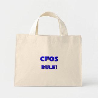 Cfos Rule! Mini Tote Bag