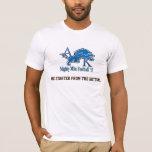 Cfyfl Apopka Lions Mighty Mites Under 8 T-Shirt