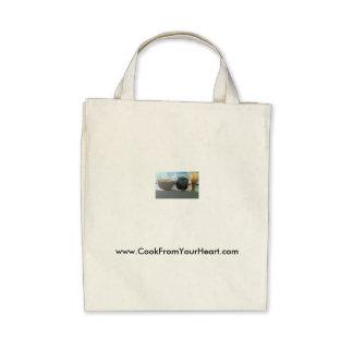 CFYH - Tea Bowls Shopping Bag