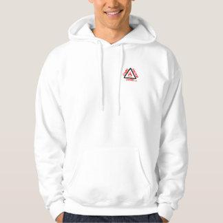 "CFZ ""On Fire"" logo Over Breast Hoodie"