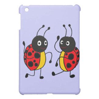 CG- Dancing Ladybugs Case For The iPad Mini