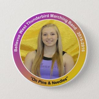 CG-Jr-Erin 7.5 Cm Round Badge