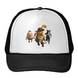 CG Puss Humpty Kitty Cap