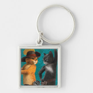 CG Puss Kitty Key Ring