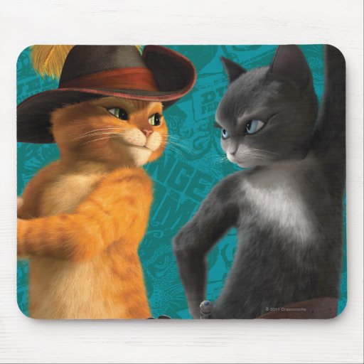 CG Puss Kitty Mousepads