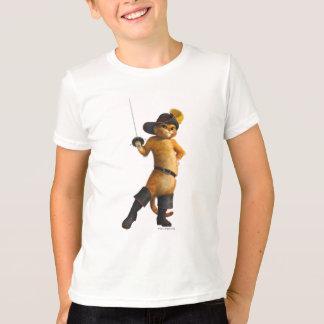 CG Puss Waves Sword T-Shirt