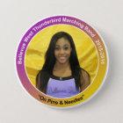 CG-Sr-Veronica 7.5 Cm Round Badge