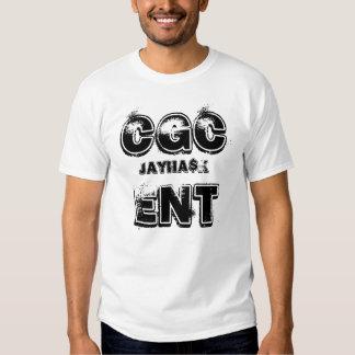 CGC ENT, JAYHA$K TEE SHIRT