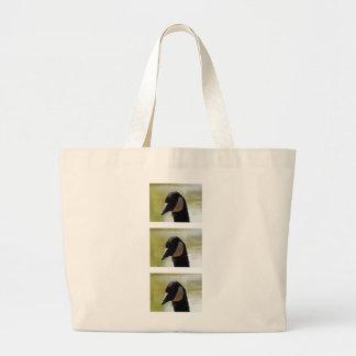 CGF Canada Goose Face Canvas Bag
